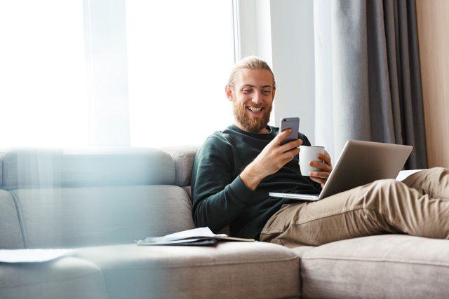 Comment le covid a affecté les habitudes des clients, notamment la technologie à la maison