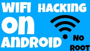 Hack wifi on Android 100%