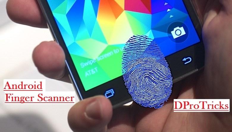 finger scanner