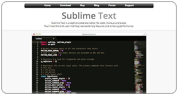 sublime text 2 download softonic