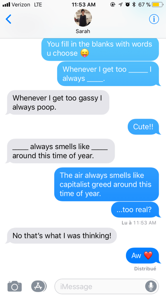 21 Fun Texting Games To Play With A Guy Or Girl