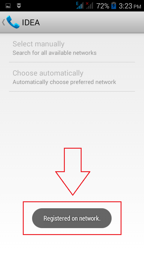 Mobile Network Not Available 7