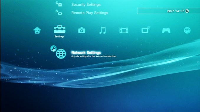 how to connect ps3 to WiFi 1