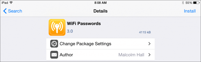 What is my wifi password 19