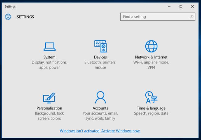 windows 10 without product key 3