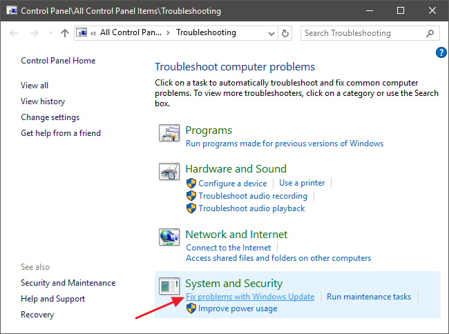 windows update stuck downloading 2