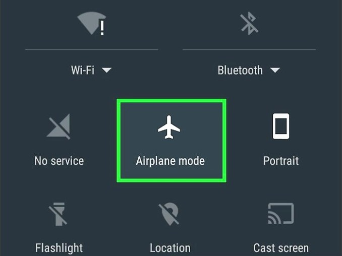 What does airplane mode do 2