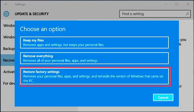how to uninstall windows 10 update 14