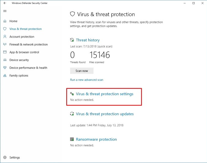 How to Disable Windows Defender 14