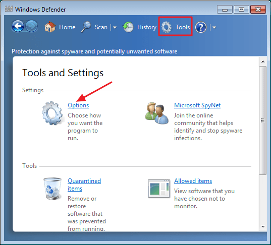 How to Disable Windows Defender 7