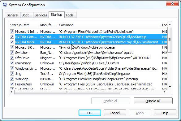Rundll32.exe Windows Host Process (rundll32) 4