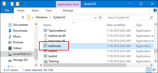 Host Process for Windows Tasks 4
