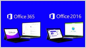 Various Types of Differences between Office 365 vs Office 2016