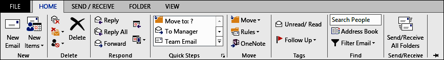 how to use Microsoft outlook 1