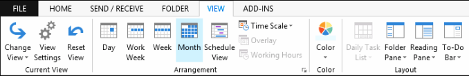 how to use Microsoft outlook 10