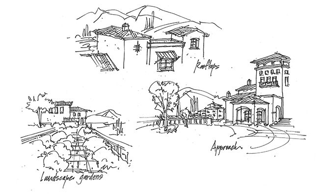 The Power of Drawing in Architecture