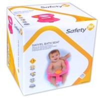 Safety First: Baby Badesitz drehbarer Kinder ...
