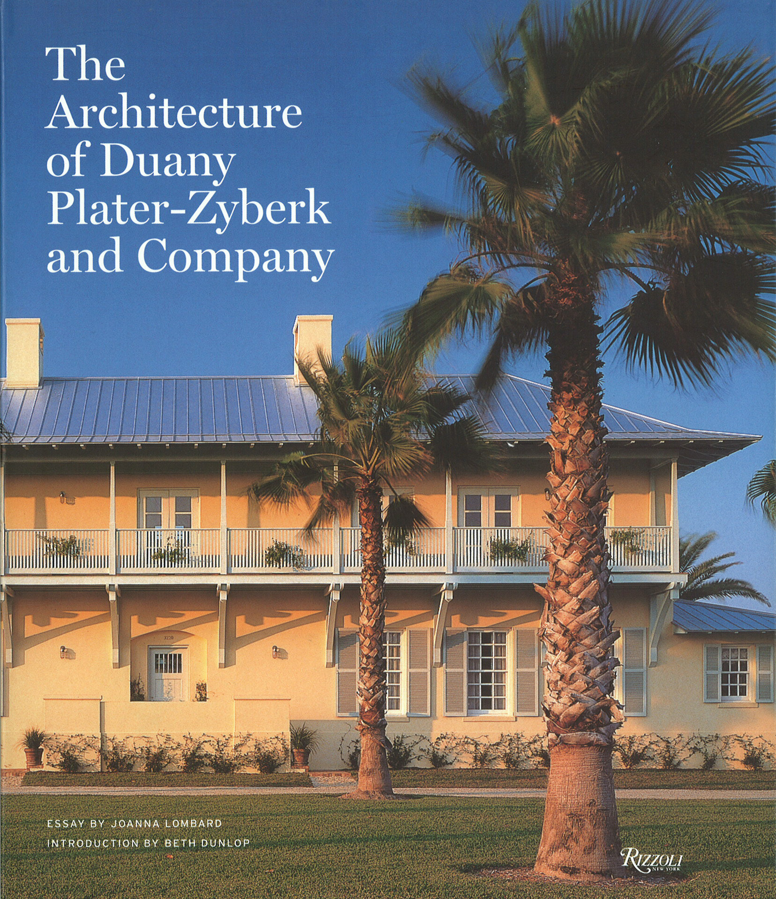 """Architecture of DPZ"" Book Cover"