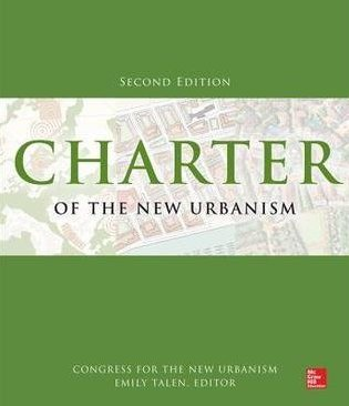 """""""Charter of the New Urbanism 2nd Edition"""" Book cover"""