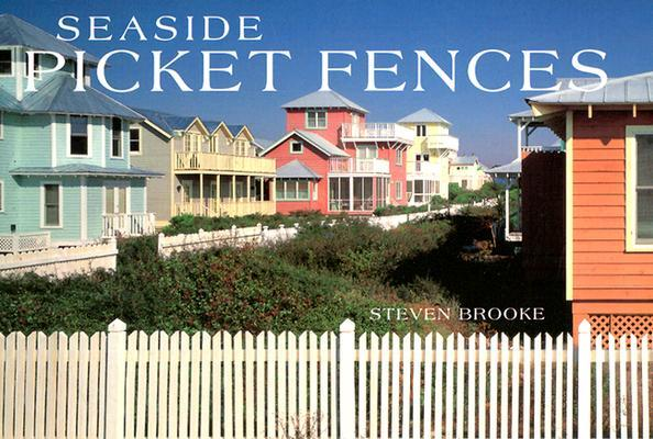 """""""Seaside Picket Fences"""" Book Cover"""