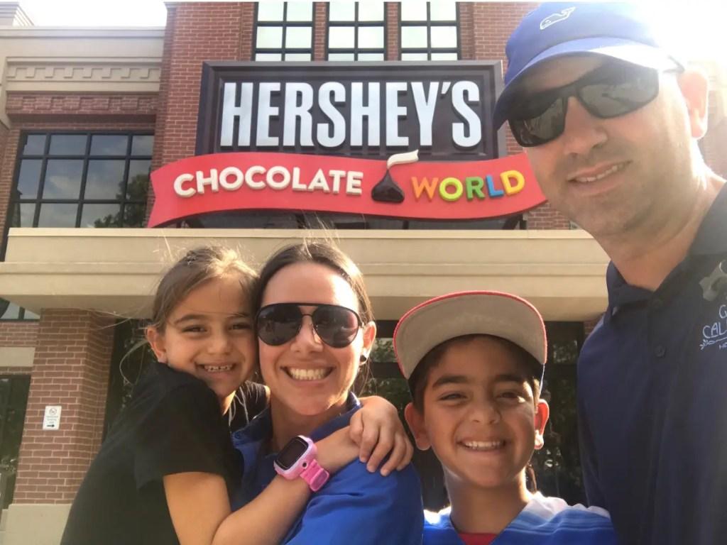 Hershey Family