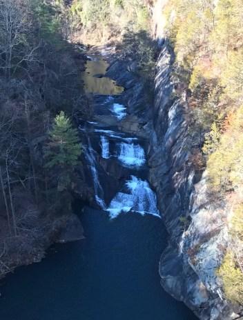 Tallulah Gorge best hikes on the east coast