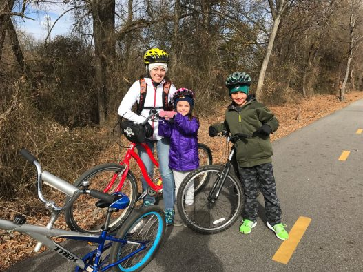 Swamp Rabbit Trail Things to do with Kids in Greenville SC