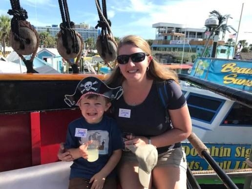 Pirate Boat Florida roadtrip