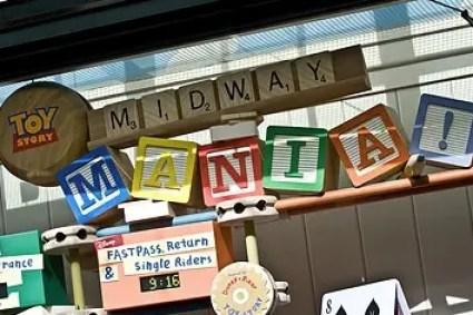 Toy Story Mania disney Fastpass secrets