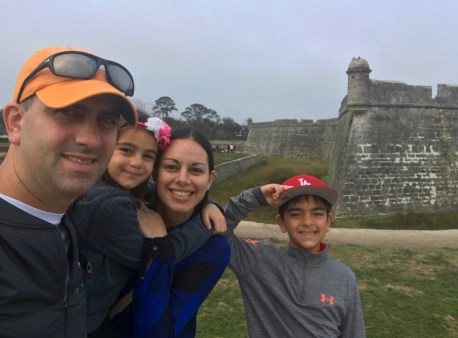 Things to do in St. Augustine with Kids Family pic