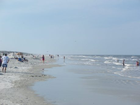 Anastasia beach things to do in st. augustine with kids