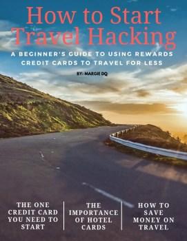 Travel Hacking E-Book