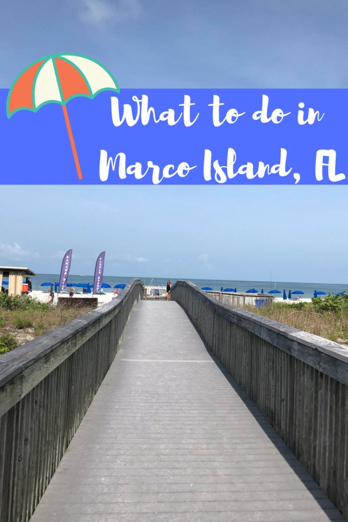 What to do in Marco Island