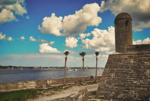 Castillo San Marcos things to do in st. augustine with kids