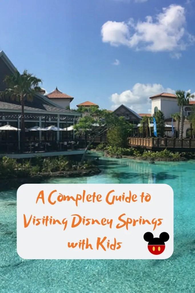 Disney Springs for Kids