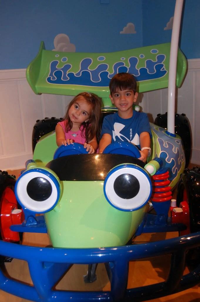 Disney cruise kids