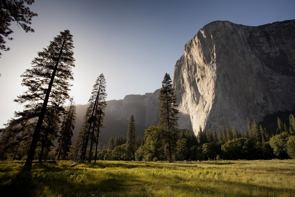 El Capitan national park vacations for families