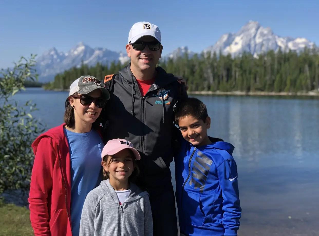 Teton Family