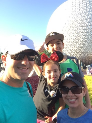 Family vacations in the Southeast - Orlando