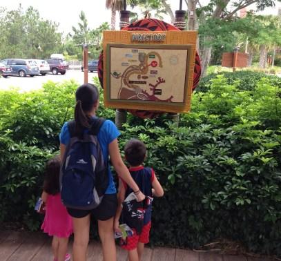 Disney on a budget planning