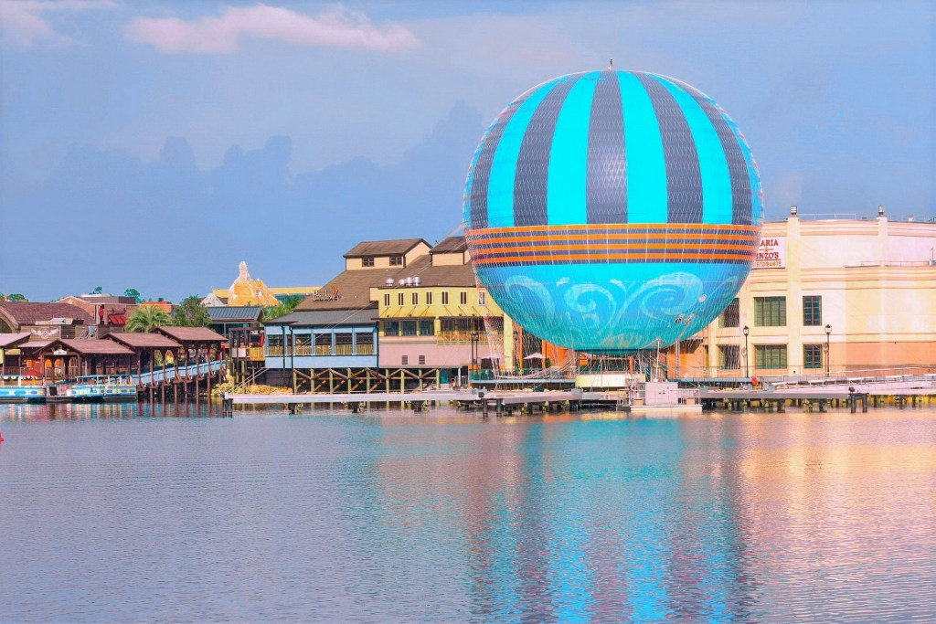 Disney Springs disney on a budget