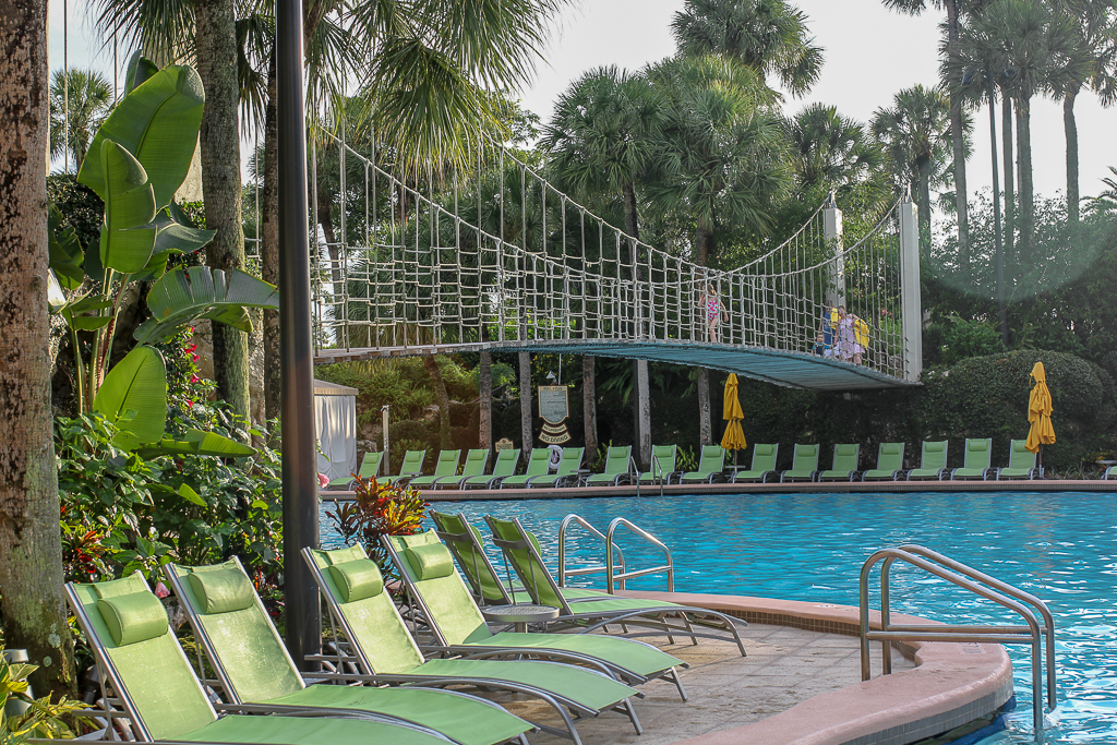 best family resorts in Orlando Hyatt Grand Cypress