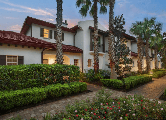 Best Family Resorts in Orlando marriott lakeshore