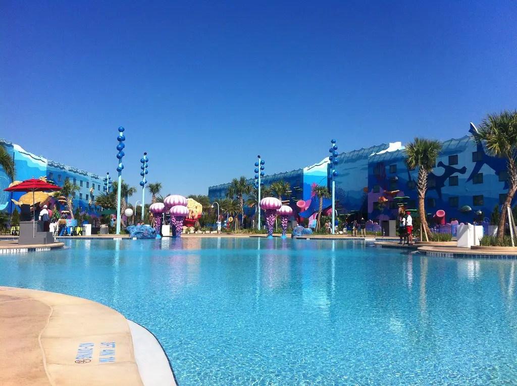 Best Disney Value Resort – Art of Animation