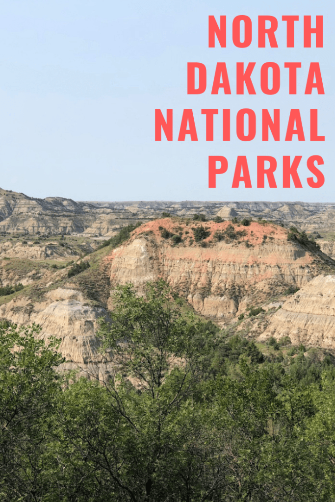 north dakota national parks