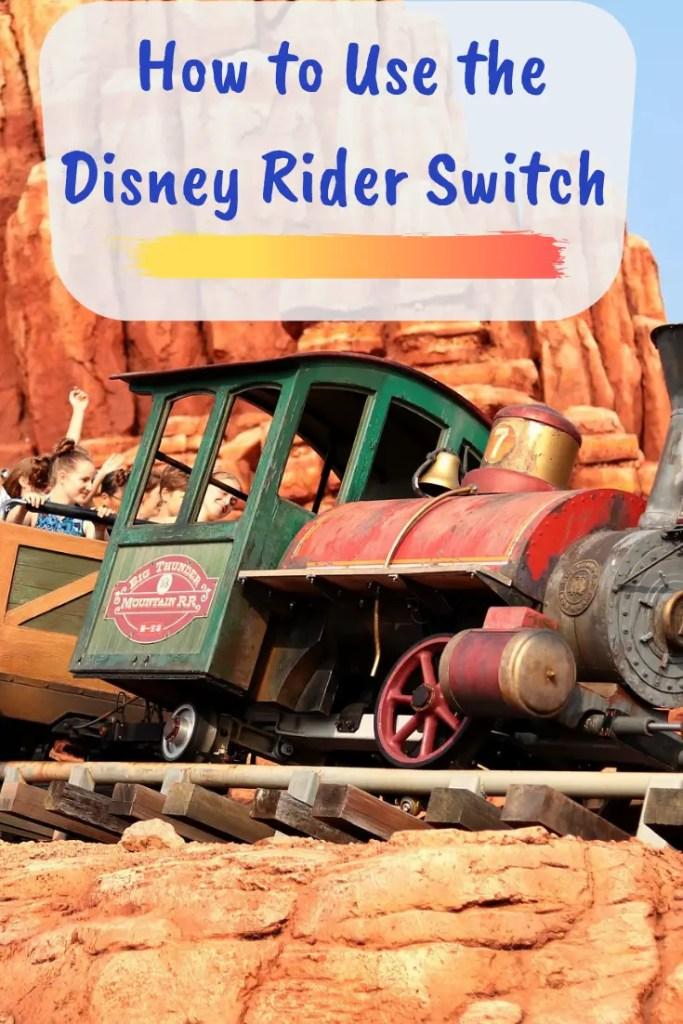 Rider-Switch Disney