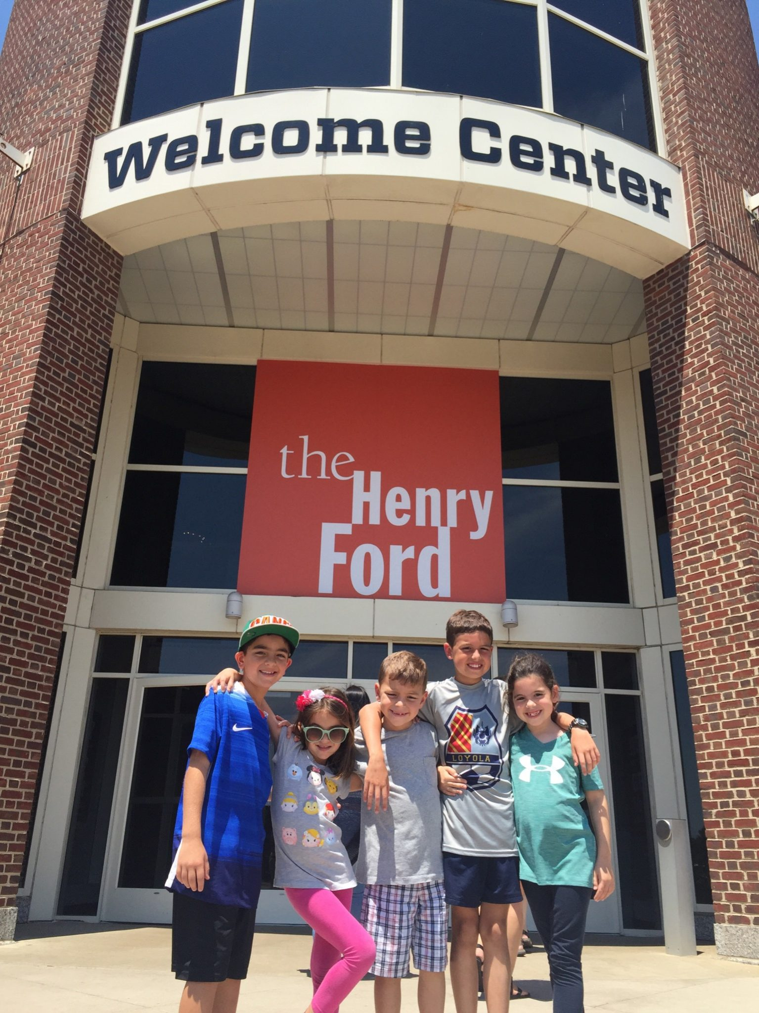 Henry Ford things to do in michigan with kids