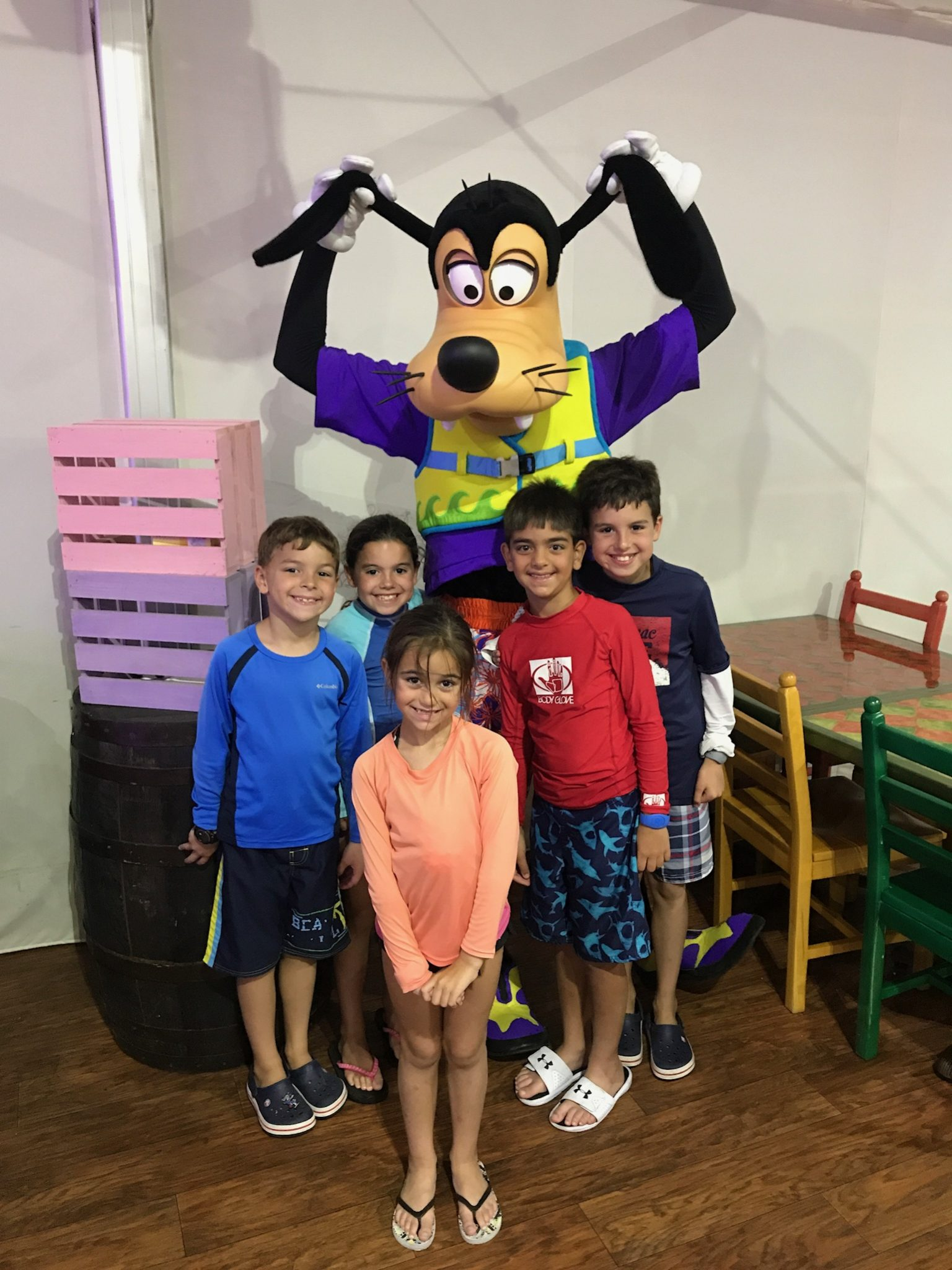 Disney Moderate Resorts Goofy