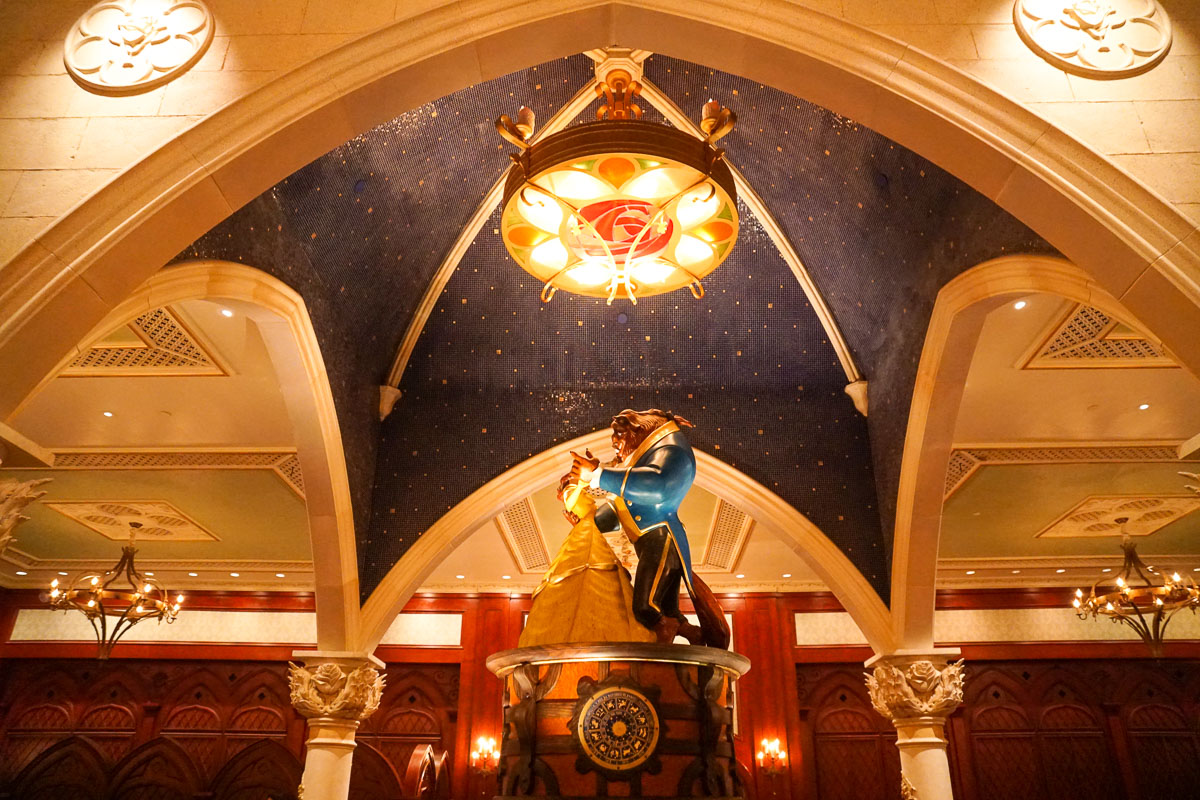 Best Restaurants in Magic Kingdom Be our guest