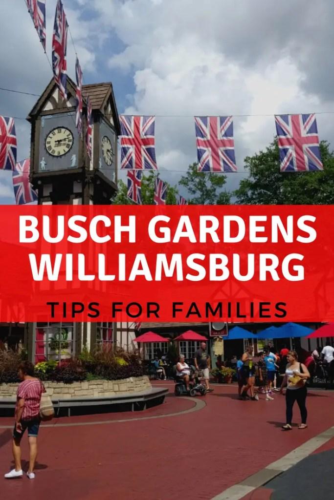 busch gardens williamsburg review Pin